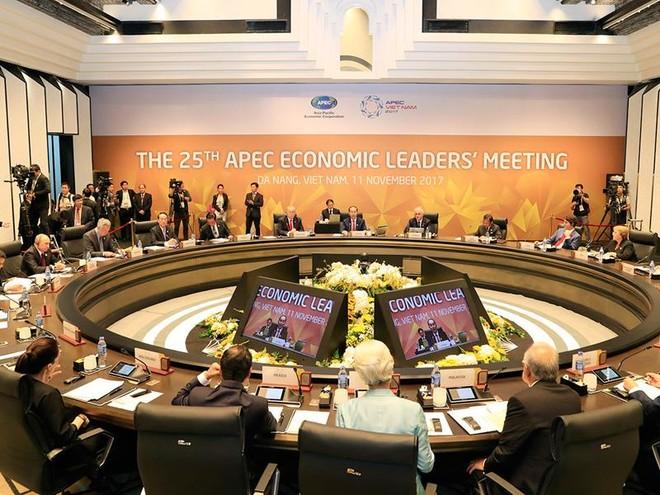 Nhìn lại thành công Diễn đàn Hợp tác Kinh tế châu Á - Thái Bình Dương (APEC) 2017