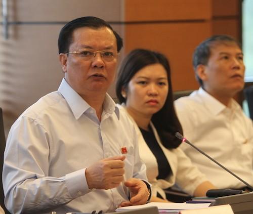 Bộ trưởng Tài chính: Thí điểm tăng thuế của TP HCM sẽ 'không quá mức