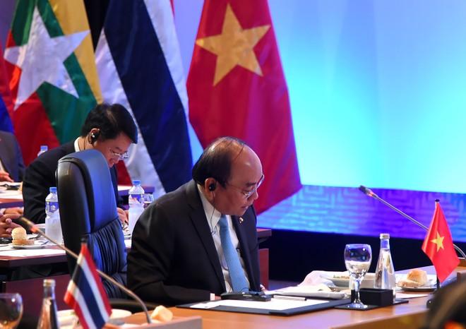 Thủ tướng: Hợp tác Mekong-Nhật Bản mang lại lợi ích thiết thực cho người dân