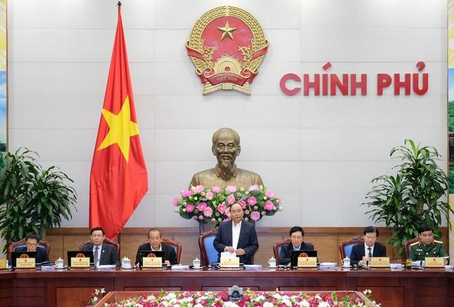 Thủ tướng nêu 3 trọng tâm chỉ đạo điều hành năm 2018