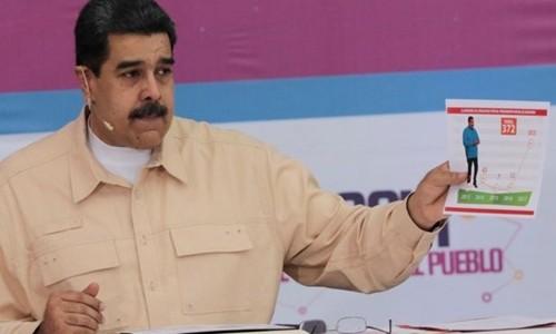 Venezuela ra mắt tiền ảo chống khủng hoảng