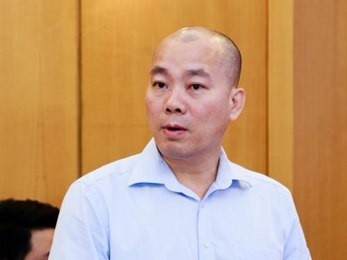 Phó Tổng giám đốc Petrolimex về làm Cục trưởng Xúc tiến thương mại