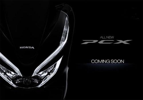 Honda PCX 150 thế hệ mới sắp xuất hiện