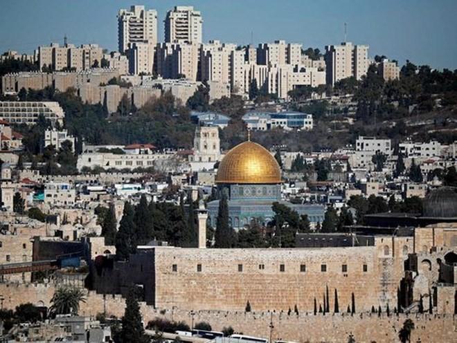 Phản ứng của một số nước châu Á trước quyết định của Mỹ về Jerusalem