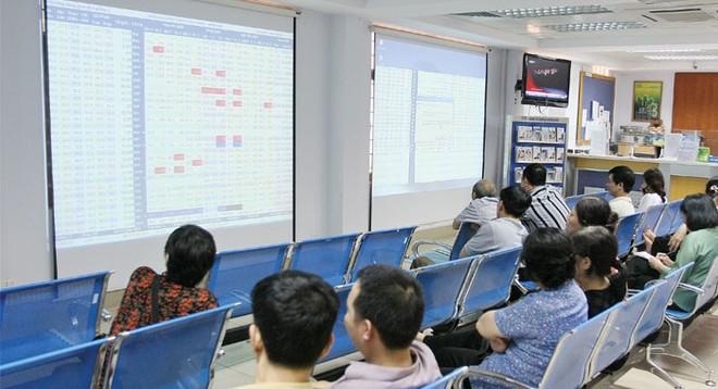 Vn-Index có thể về vùng hỗ trợ 563-565 điểm