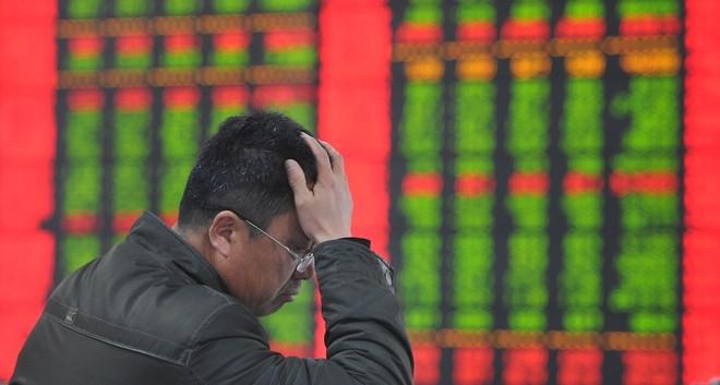 Tuần đen tối của chứng khoán Trung Quốc