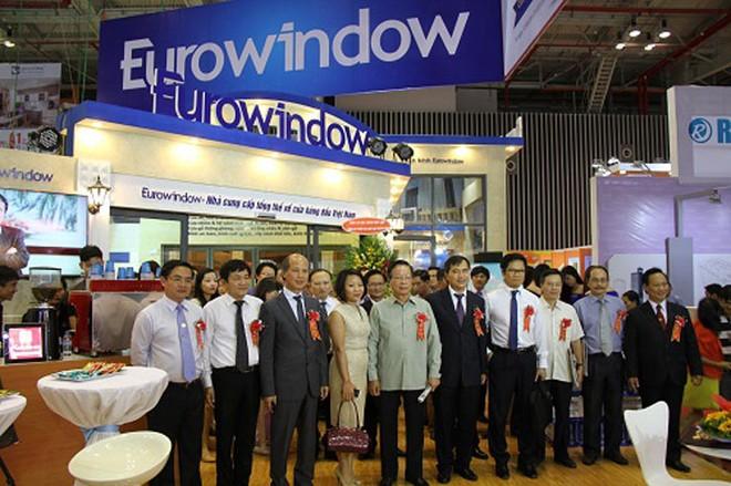 Eurowindow giảm giá 10% nhân dịp Vietbuild TP. HCM 2015