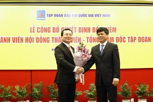 Ông Nguyễn Xuân Sơn bất ngờ thôi giữ chức Chủ tịch PVN
