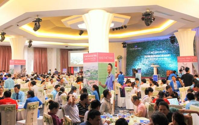 100 nền đất Dự án Aurora Da Nang City được mua trong ngày mở bán
