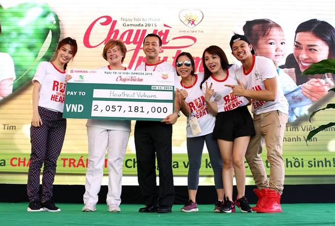 Ngày hội từ thiện Gamuda Land thu hút hơn 12.000 người tham gia