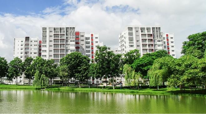 Celadon City mở bán 21 căn hộ đẹp nhất giai đoạn 1 Block C- Ruby