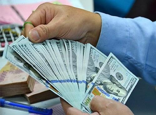 """Tỷ giá trung tâm ngày 8/1 giảm 10 đồng, tỷ giá ngân hàng """"bất động"""""""