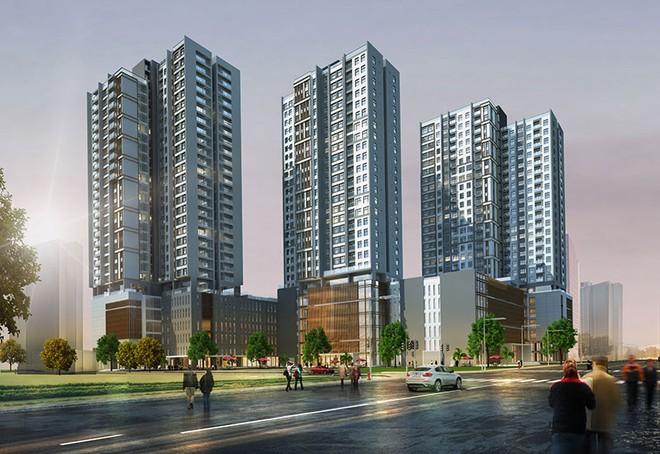 Sức hút của dự án cao cấp 4 mặt tiền Xi Grand Court