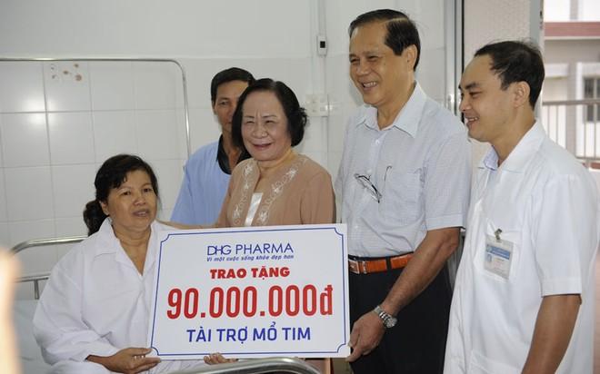 """Những """"liều thuốc"""" mới vì cộng đồng của DHG Pharma"""