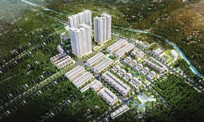 VIC: Doanh thu bất động sản quý IV/2015 tăng 131%, đạt 10.184 tỷ đồng