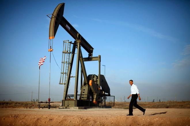Sản lượng dầu của Mỹ ở mức cao nhất 43 năm qua