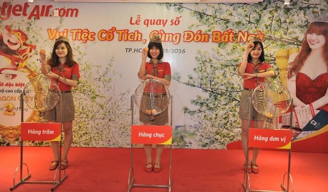 Hành khách nữ của Vietjet trúng căn hộ 2 tỷ đồng đúng ngày 8/3