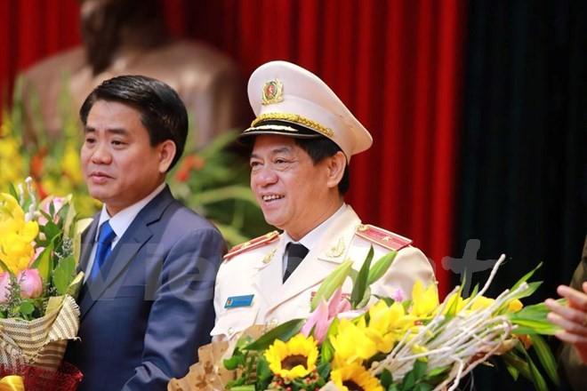 Điều động Thiếu tướng Đoàn Duy Khương, Trợ lý Bộ trưởng Công an làm Giám đốc Công an Hà Nội
