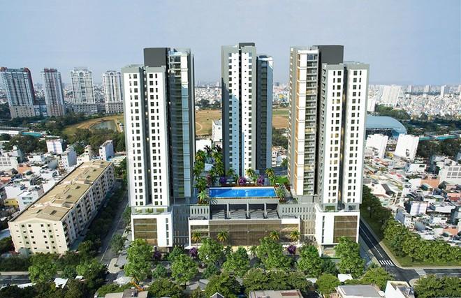 Dự án Xi Grand Court chuẩn bị ra mắt chính thức thị trường