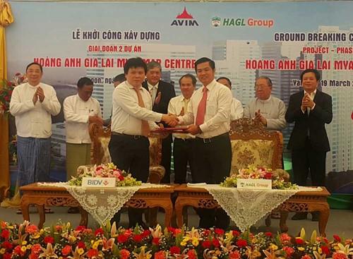 Bầu Đức rót thêm 230 triệu USD vào dự án tại Myanmar