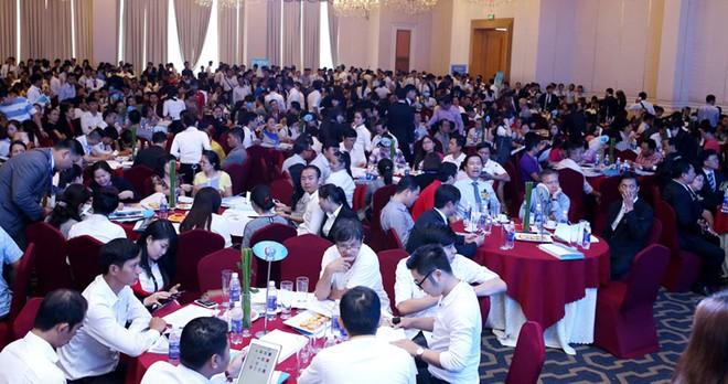 Xi Grand Court gây sốt thị trường sau ngày đầu công bố