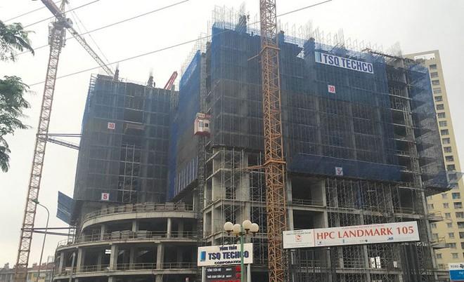 Tiến độ xây dựng là số 1, an toàn được đặt lên hàng đầu