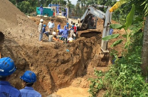 Phó thủ tướng yêu cầu rà soát Dự án nước sông Đà giai đoạn 2