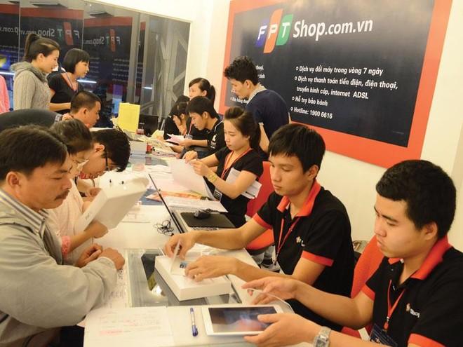 FPT Shop sẽ vào tay người Thái?