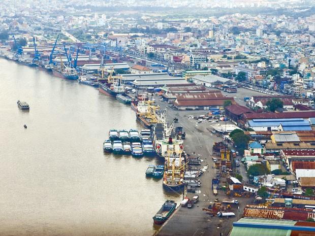 Vinalines xin lùi thời hạn di dời siêu lô đất vàng cảng Nhà Rồng - Khánh Hội