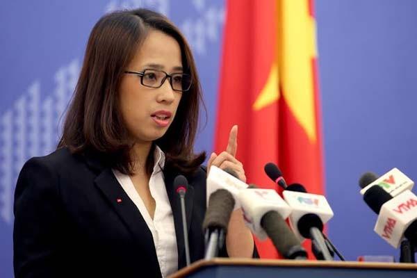 Việt Nam lên tiếng việc Trung Quốc đưa giàn khoan Hải Dương 943 ra Vịnh Bắc Bộ