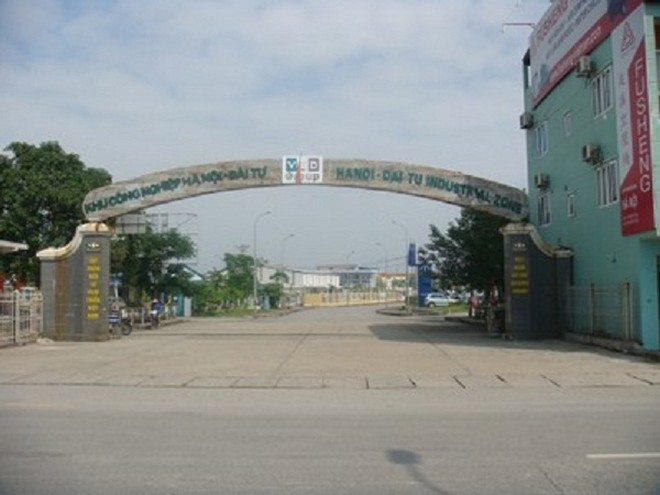 20 năm vẫn ế khách, Khu công nghiệp Hà Nội - Đài Tư được chuyển đổi thành đô thị