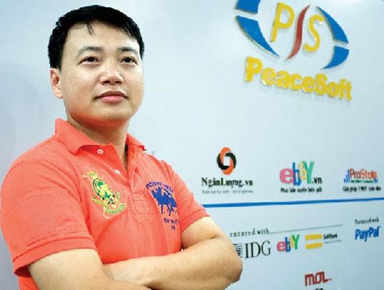 Ông chủ Chợđiệntử.vn tuyên chiến với Alibaba