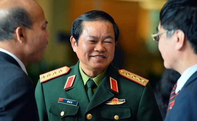 Đại tướng Đỗ Bá Tỵ và Thượng tướng Võ Trọng Việt thôi giữ chức Thứ trưởng Bộ Quốc phòng