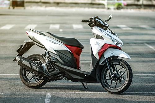 Xe tay ga Honda Vario 150 giá 70 triệu đồng tại Việt Nam