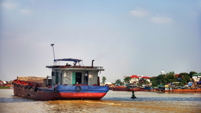 Đầu tư 24.510 tỷ đồng cho đường xuyên Á trên sông Hồng