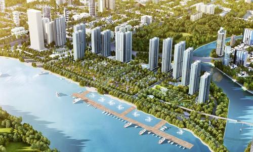 TP. HCM bùng nổ bất động sản mặt tiền sông