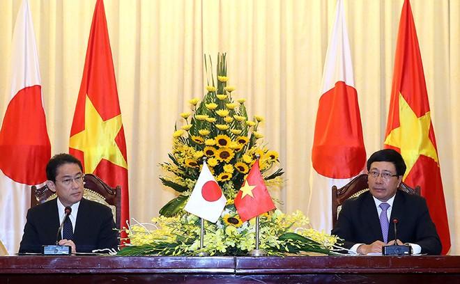Nhật Bản dành 2,5 tỷ USD vốn vay ODA cho Việt Nam trong năm 2015