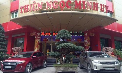 Thiên Ngọc Minh Uy từng bị phạt vì bán hàng nhập lậu