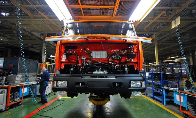 Việt Nam góp tối thiểu 50% vốn trong liên doanh sản xuất ôtô với Nga, Belarus