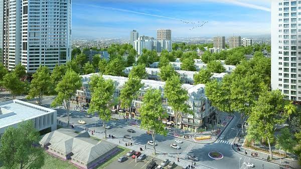 Mon City - Dự án xanh phía Tây Hà Nội