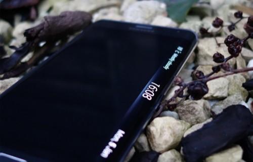 Galaxy Note 7 sẽ không có màn hình phẳng