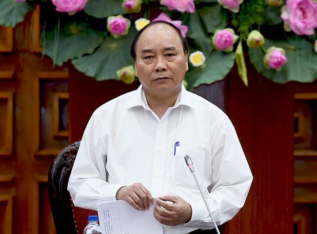 Thủ tướng đốc thúc việc giải ngân vốn đầu tư công