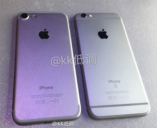 Mô hình iPhone 7 đọ dáng iPhone 6s