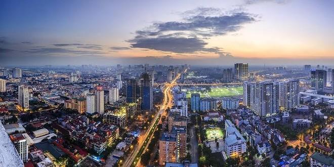 Hà Nội: Bất động sản khu vực Lê Văn Lương sôi động