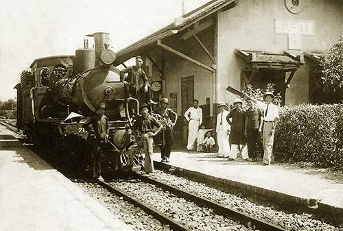 Tuyến đường sắt đưa cao su về Sài Gòn của người Pháp