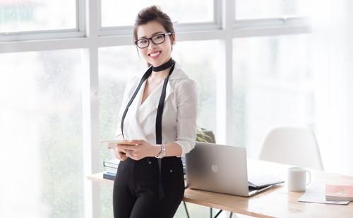 Nữ sinh viên sở hữu 3 cơ sở làm đẹp