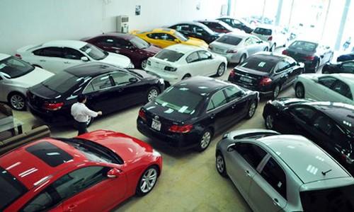 VCCI: Doanh nghiệp nhỏ nhập ôtô vẫn vướng 'cửa ải' giấy phép
