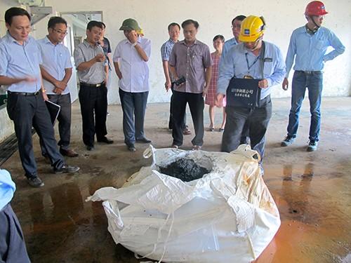Formosa sẽ phát sinh hơn 700 tấn chất thải mỗi ngày khi vận hành chính thức