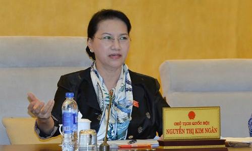 Chủ tịch Quốc hội: VAMC được trao quá nhiều đặc ân