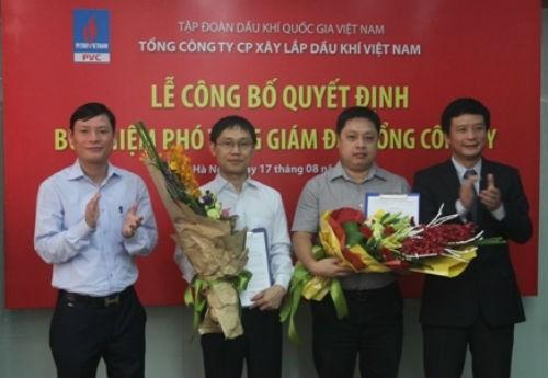 PVC miễn nhiệm Phó tổng giám đốc Trần Minh Tuấn